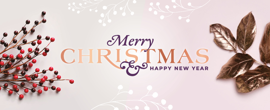HDGH wishes you a Merry Christmas & Happy New Year