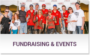 fundraising and events