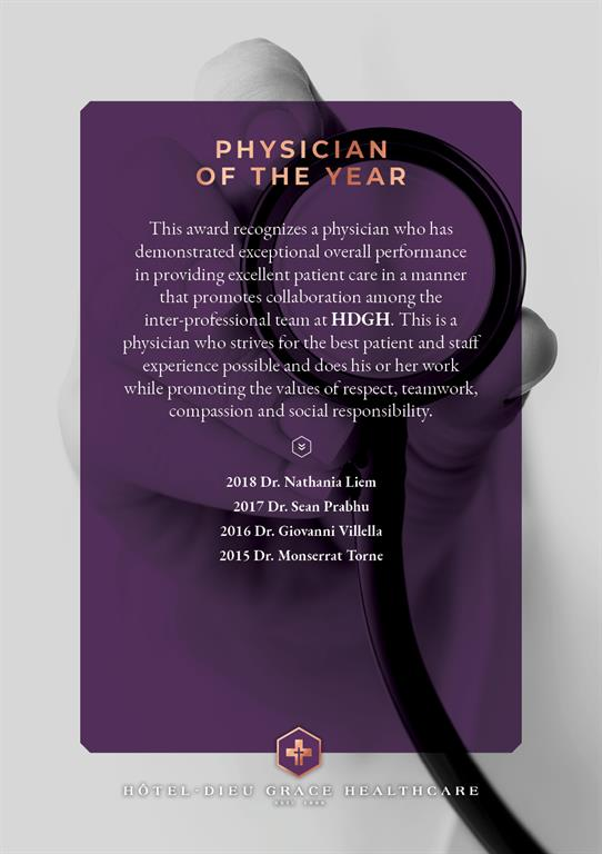 Physician of the Year Winners. If you need this file in a different format, please contact Communications
