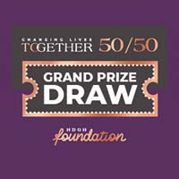 Changing Lives Together 50/50 Grand Prize Draw