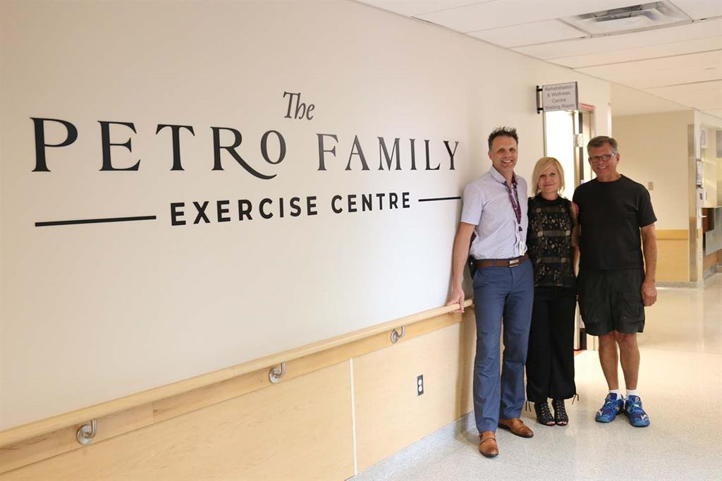 Petro Family Exercise Centre