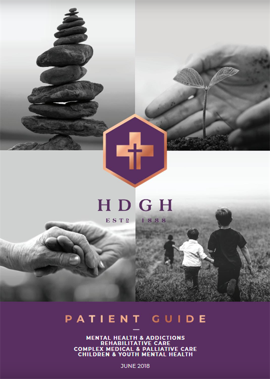 HDGH Patient Guide image