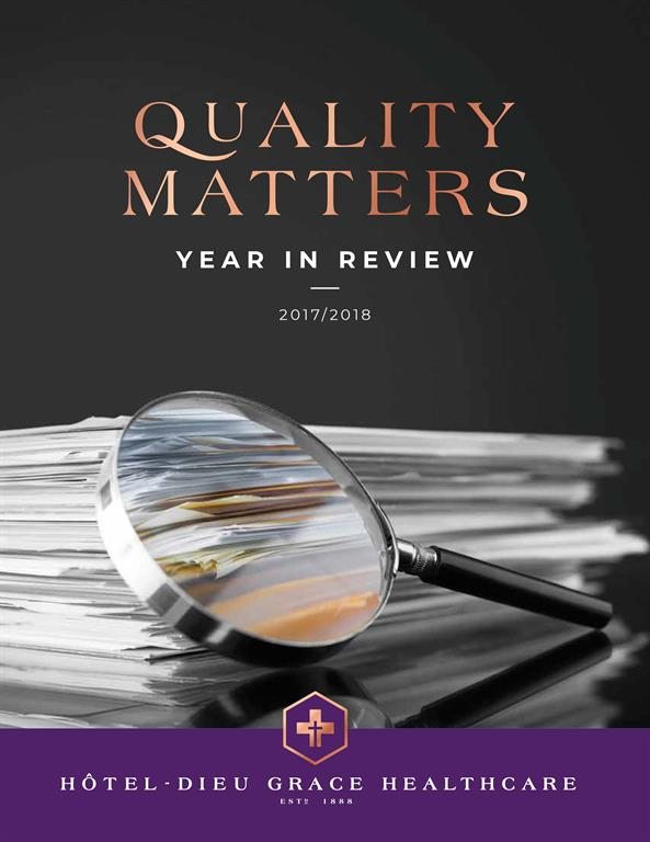 Quality Matters 2017 2018 image