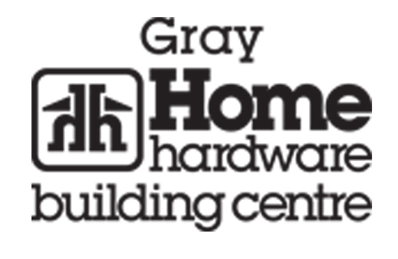 Gray Home Hardware logo