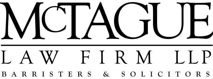 McTague Law Firm logo